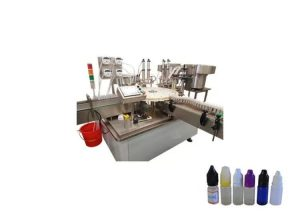 10ml-60ml灌装量油灌装机