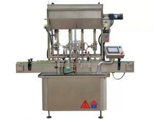 CE标准酱浆瓶灌装机