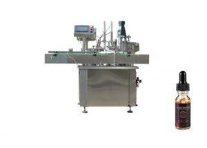 蠕动泵电子液体灌装机