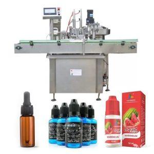 西门子PLC控制油瓶灌装机